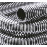 Трубы гофрированные из нержавеющей стали